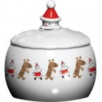 "Biscottiera Alessi ""Let it snow"""